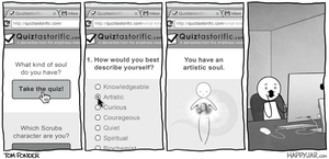 Happy Jar - Quiz by tomfonder