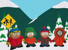 South Park by axelgnt