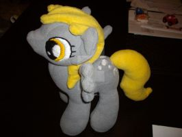 Derpy Plush (MLP FIM) by Celestia-In-Love