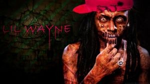Zombie Lil Wayne HD Wallpaper by GDSWorld