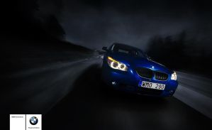 BMW 530 - IN MOTION by dejz0r