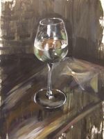 Wineglass by Izzy-T