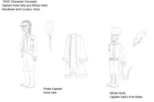 XVIII Concepts- Confed Pirates by R-Zion