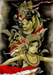 The Gold Of Indonesia by eLizz05