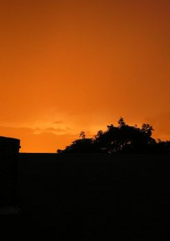 tangerine sky 2 by psychedelic-rain