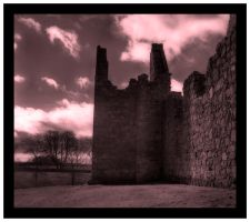 Castle Tolquhon 4 by Project-Firefly
