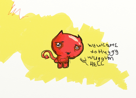 WELCOME TO HELL by I-like-Dirt