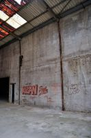 warehouse walls by d0gma