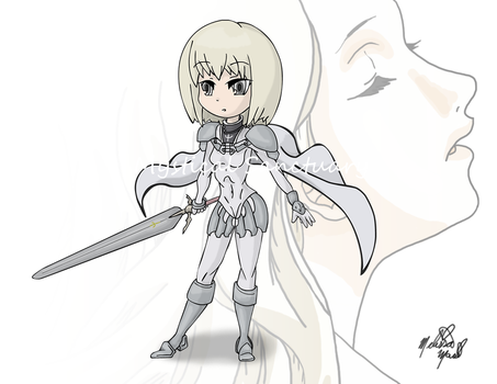 Clare / Teresa Claymore by ChiiLissa