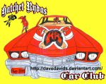 Hatchet Rydas Car Club by DaveDavids