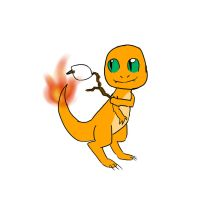 Charmander (WIP) by Protodramon