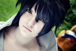 Sasuke Uchiha Taka - Cold as ice by CalypsoUchiha