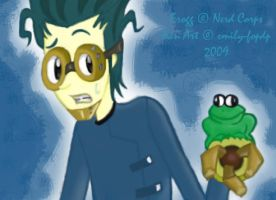 LOSE: A Frog on a Frogg by emily-fopdp