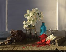 Still Life by Oatsprite