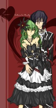 Code Geass: Partners in Crime by XForever