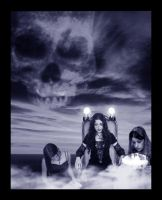 -+The witches 2+- by beauty-disfigured