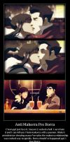 Pro Borra Anti makorra by MasteroFEverything19
