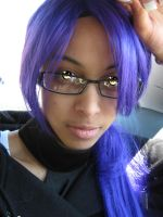 Yoruichi Shihouin Cosplay by Frenchielover4ever