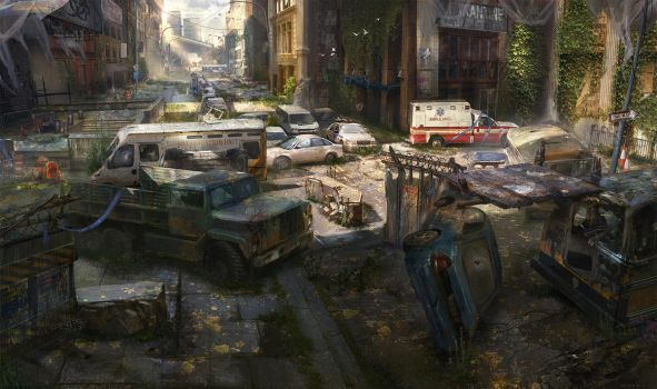 aftermath by GG-arts