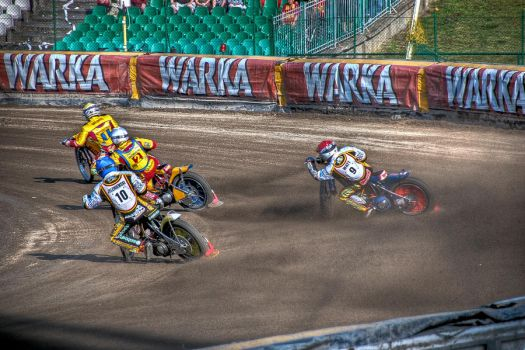 Speedway HDR by Mrooq
