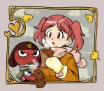 Autumn with Natsumi by bmdchan