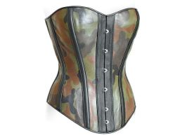Military corset by Me-Se