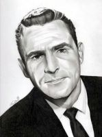 Rod Serling - The Night Gallery by TheNightGallery