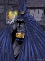 Batman 1 by crow110696