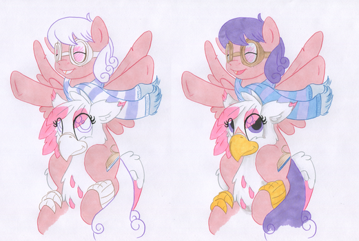 Art Process D / E by TwilightFlopple