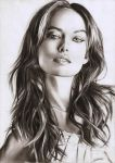 Olivia Wilde by AmBr0