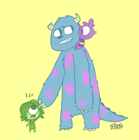 Uncle Sulley, Uncle Sulley by Flaframur
