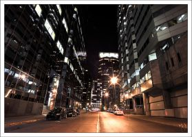 Montreal at Night 41 by Pathethic