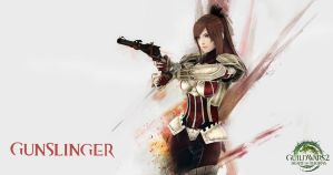 Guild Wars 2 - Gunslinger by RyanReos