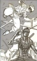 StormShadow SnakeEyes rough by lroyburch