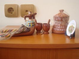 Gifts from Veliko Tarnovo by WolfDemonG