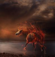 and let the flames begin . by Evanescent-Designs