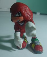 Knuckles by Julius-B