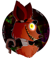 Foxy by EXTERM1NATE