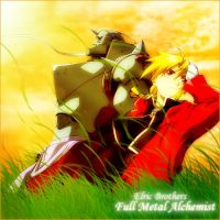 Full Metal Alchemist by Aggravated-Attorney