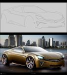 Concept SS2 front by GTStudio