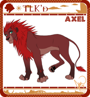 [ old ] - TLK'd Axel by ipqi