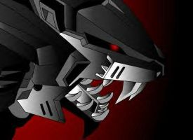 Shadow Liger by wildfireangle