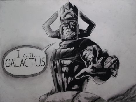 Kneel Before Galactus!! by MakinBaconPancakes