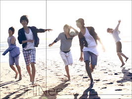 SHINee: Summertime by Tokionoid