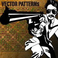 vector pattern 103 by paradox-cafe