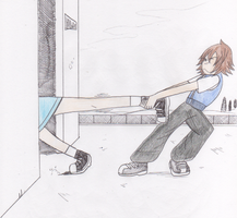 Stay Out by ManicSam