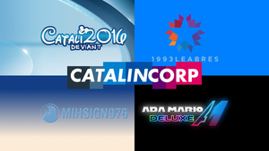 CatalinCorp Rebrand Six Wallpaper 1 (HD) by Catali2016