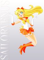 Sailor Venus, Golden Form by ParlourTricks