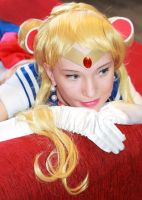 Sailor Moon Usagi Tsukino by MarinaReIkO