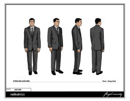 Archer Turnaround by MissleMan